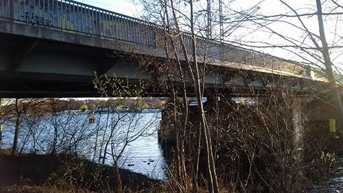 Brücke über den Zernsee 2019